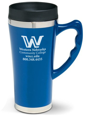 Mug Wncc Travel W/Handle