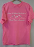 Nature Is Better*Ym Pink T-Shirt