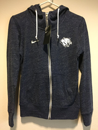 Ladies Gym Vintage Hood